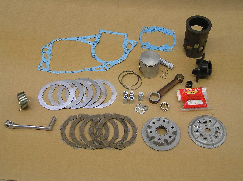 Moto Villa Spare parts