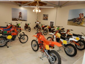 Museo Moto Villa