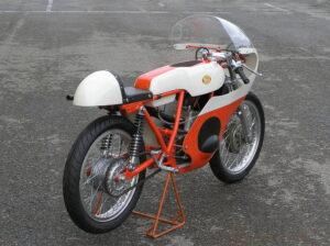 Moto Villa 125 PR 1968 Walter-Francesco Villa - Telaio
